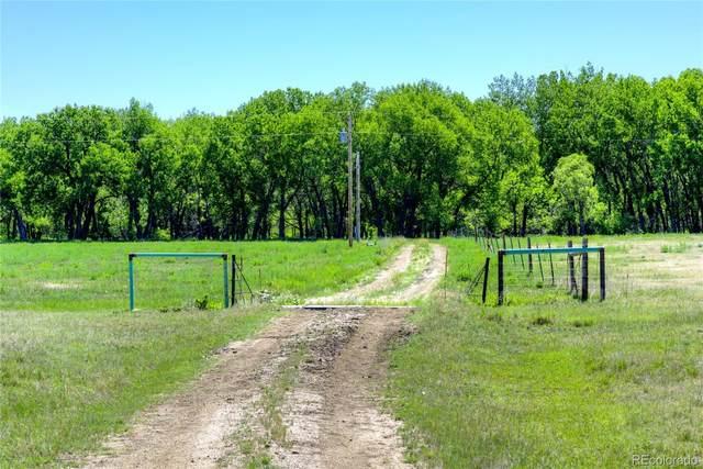 Corner Of County Line Rd & Kiowa Creek, Bennett, CO 80102 (MLS #2075985) :: 8z Real Estate