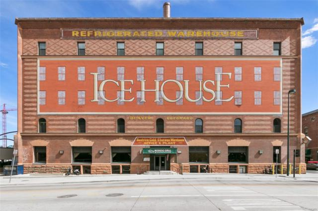 1801 Wynkoop Street #303, Denver, CO 80202 (#2078788) :: The Griffith Home Team