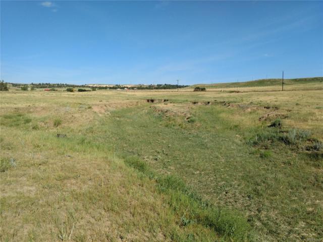 Lot 1 Fiddleback Ranch Circle, Kiowa, CO 80117 (#2079621) :: The Healey Group