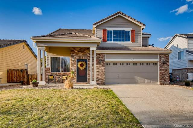 15131 E 118th Avenue, Commerce City, CO 80603 (MLS #2080089) :: Wheelhouse Realty