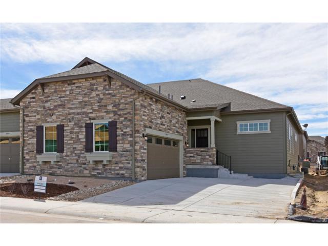 3444 New Haven Circle, Castle Rock, CO 80109 (MLS #2080203) :: 8z Real Estate
