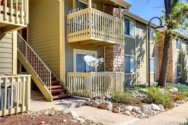 4400 S Quebec Street Y106, Denver, CO 80237 (#2081413) :: The Griffith Home Team