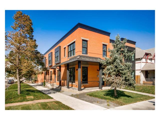 1035 25th Street, Denver, CO 80205 (#2084835) :: The Peak Properties Group