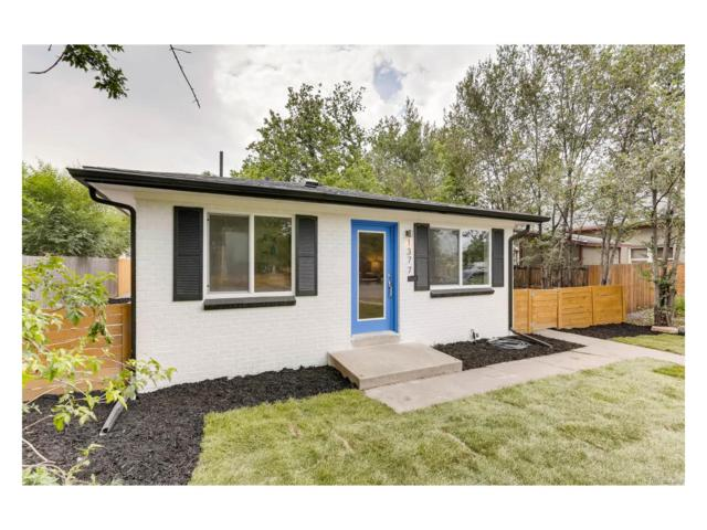 1377 Wolff Street, Denver, CO 80204 (MLS #2086849) :: 8z Real Estate