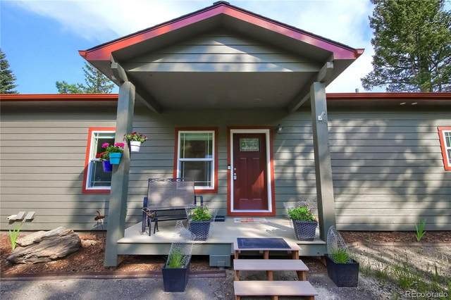 1031 Lodgepole Drive, Evergreen, CO 80439 (MLS #2087263) :: Bliss Realty Group