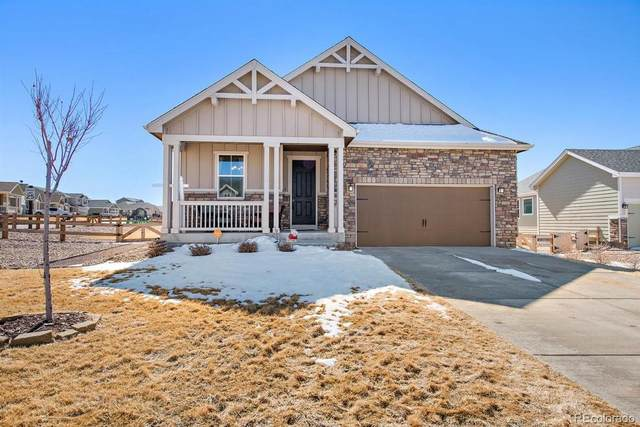 42400 Forest Oaks Drive, Elizabeth, CO 80107 (MLS #2087381) :: 8z Real Estate