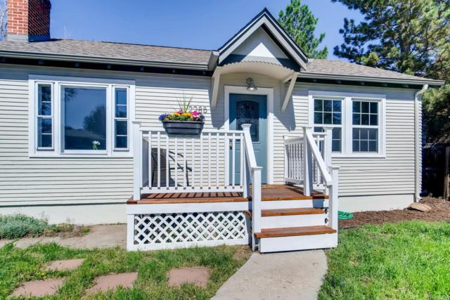 2285 S Gilpin Street, Denver, CO 80210 (#2089415) :: The Heyl Group at Keller Williams