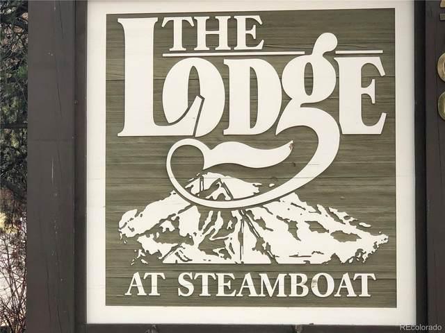 2700 Village Drive 306C, Steamboat Springs, CO 80487 (#2090315) :: Briggs American Properties