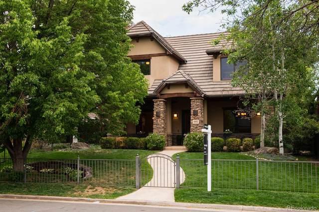 1482 S Milwaukee Street, Denver, CO 80210 (#2090454) :: Wisdom Real Estate