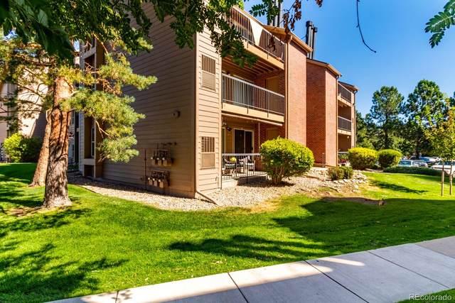 4899 S Dudley Street I4, Denver, CO 80123 (#2093474) :: Real Estate Professionals