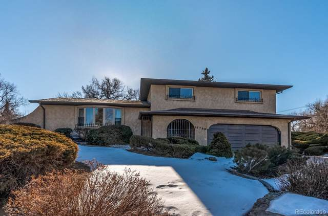 12750 W 16th Place, Lakewood, CO 80215 (#2096900) :: The Griffith Home Team