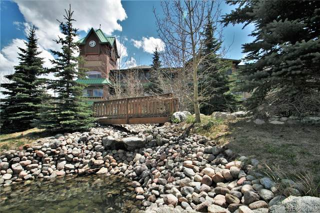 310 S 8th Avenue #1, Frisco, CO 80443 (#2098430) :: Briggs American Properties