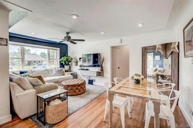 2908 Grape Street, Denver, CO 80207 (#2101282) :: West + Main Homes