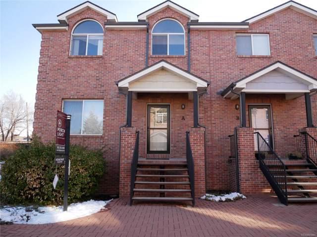 6703 Sheridan Boulevard A, Arvada, CO 80003 (#2101314) :: Harling Real Estate