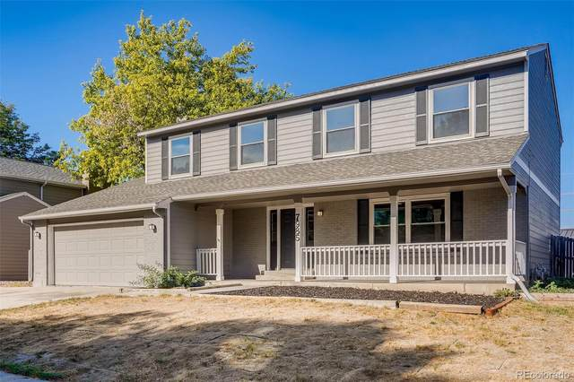 7985 S Logan Drive, Littleton, CO 80122 (MLS #2103614) :: 8z Real Estate