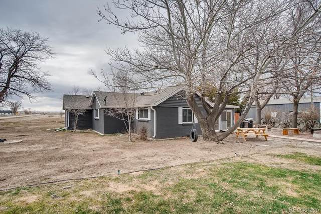 32171 County Road 16, Keenesburg, CO 80643 (#2106320) :: Bring Home Denver with Keller Williams Downtown Realty LLC