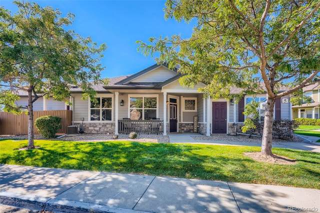 5551 29th Street #511, Greeley, CO 80634 (#2106519) :: The DeGrood Team