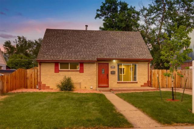 3720 Dahlia Street, Denver, CO 80207 (#2108428) :: The Pete Cook Home Group