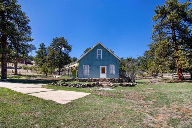 2067 Wieler Road, Evergreen, CO 80439 (#2108443) :: The City and Mountains Group