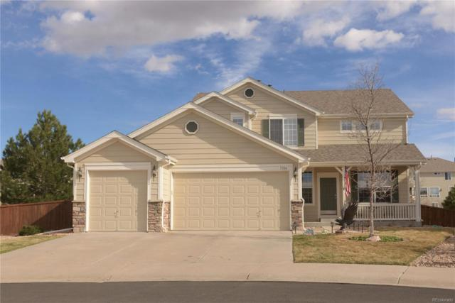 7324 Pyrite Court, Castle Rock, CO 80108 (#2110137) :: The Peak Properties Group