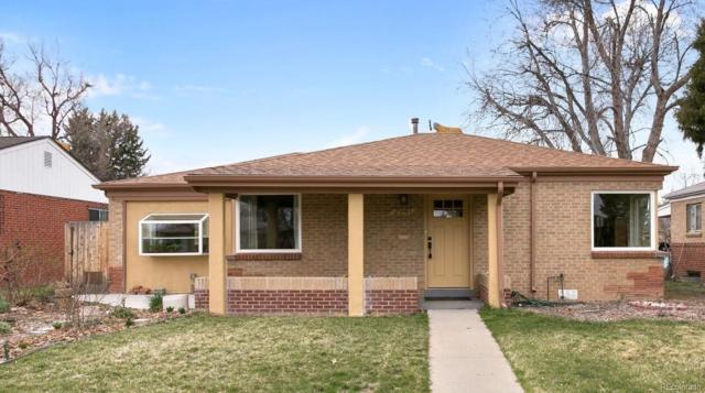 2941 Hudson Street, Denver, CO 80207 (#2112661) :: The Peak Properties Group