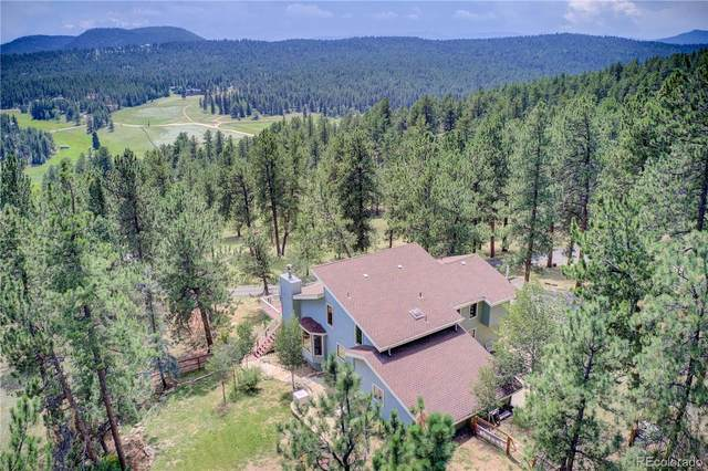 105 Vista Lane, Pine, CO 80470 (#2115709) :: The HomeSmiths Team - Keller Williams