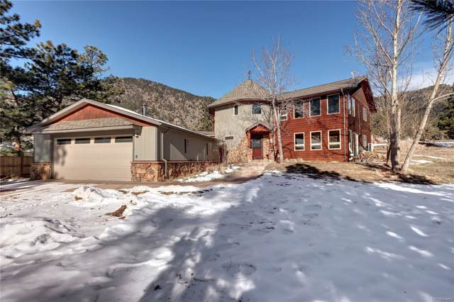 177 Wichita Road, Lyons, CO 80540 (MLS #2116616) :: 8z Real Estate