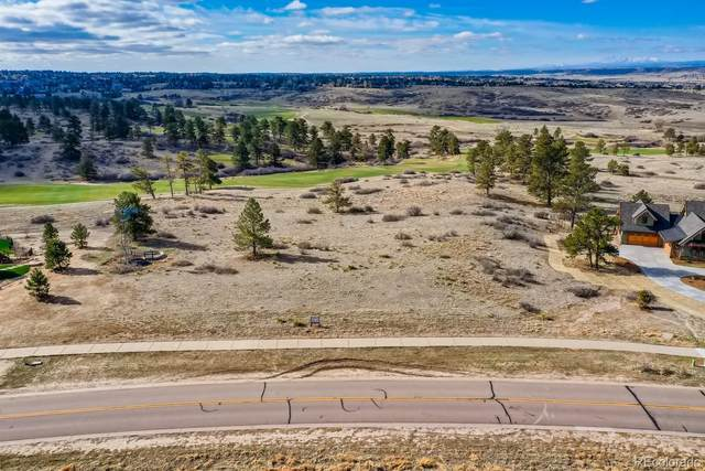 7660 Preservation Trail, Parker, CO 80134 (#2117456) :: Finch & Gable Real Estate Co.