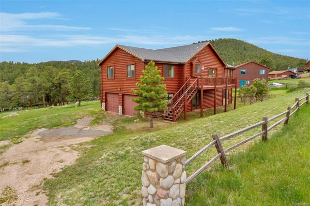218 Conifer Drive, Bailey, CO 80421 (#2122931) :: The Healey Group