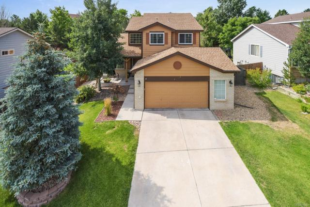 21912 Whirlaway Avenue, Parker, CO 80138 (#2124995) :: The Pete Cook Home Group
