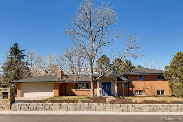 5157 S Boston Street, Greenwood Village, CO 80111 (MLS #2125748) :: 8z Real Estate