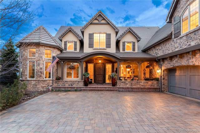 5742 Amber Ridge Place, Castle Pines, CO 80108 (#2127667) :: The DeGrood Team