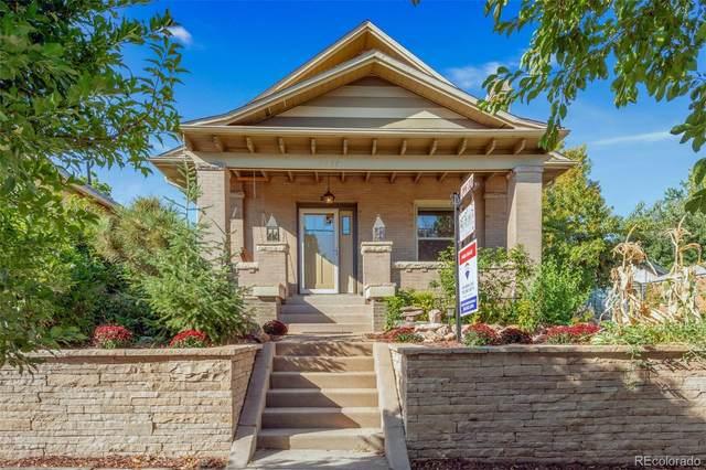 2927 W 34th Avenue, Denver, CO 80211 (#2128753) :: The Griffith Home Team