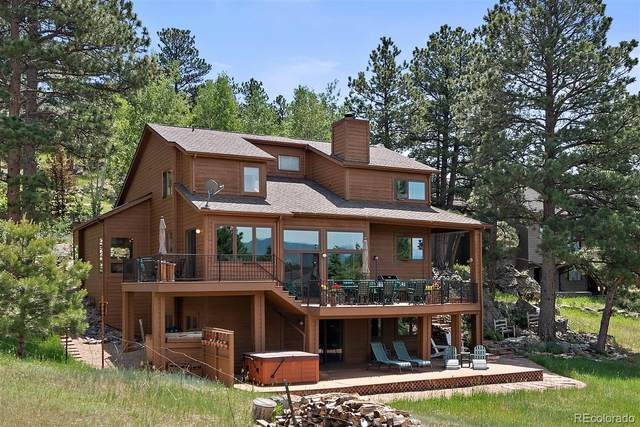 25067 Foothills Drive N, Golden, CO 80401 (#2129898) :: Compass Colorado Realty