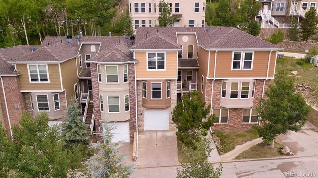 788 Louis Drive, Central City, CO 80427 (MLS #2131566) :: 8z Real Estate