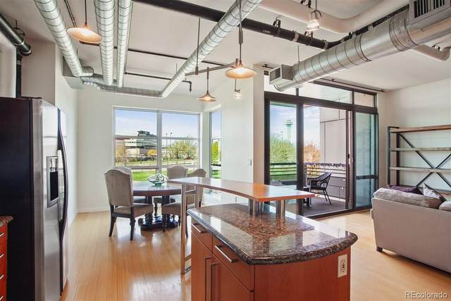 1401 Wewatta Street #315, Denver, CO 80202 (#2132805) :: The DeGrood Team
