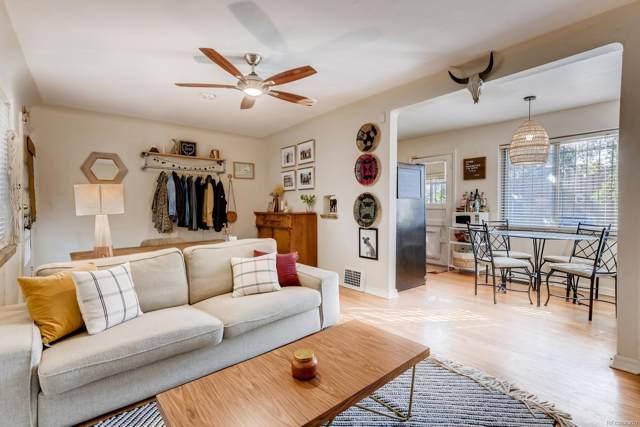 1589 Harrison Street, Denver, CO 80206 (MLS #2134740) :: 8z Real Estate