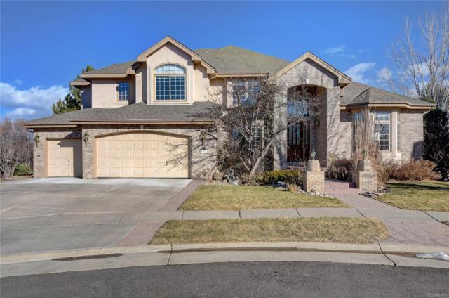5351 W Dorado Place, Littleton, CO 80123 (MLS #2136661) :: Bliss Realty Group