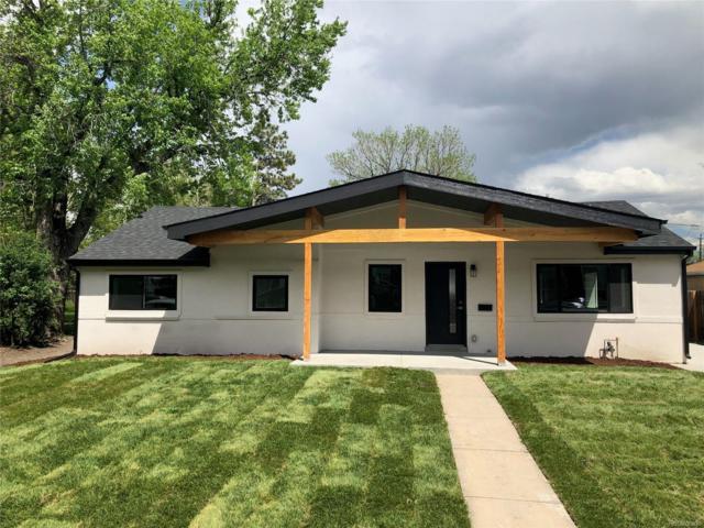 810 Jersey Street, Denver, CO 80220 (MLS #2141961) :: 8z Real Estate