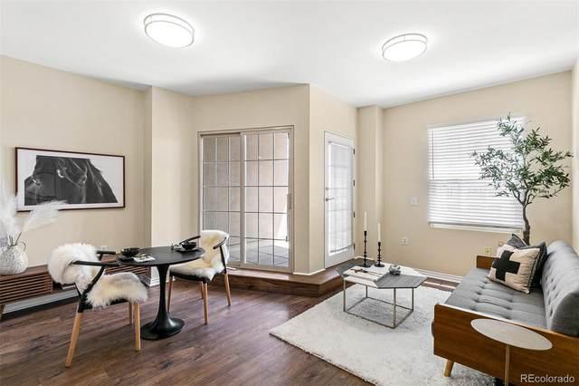 300 W 11th Avenue 12D, Denver, CO 80204 (MLS #2148590) :: Find Colorado