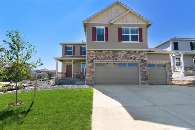 2414 Echo Park Drive, Castle Rock, CO 80104 (MLS #2151128) :: 8z Real Estate