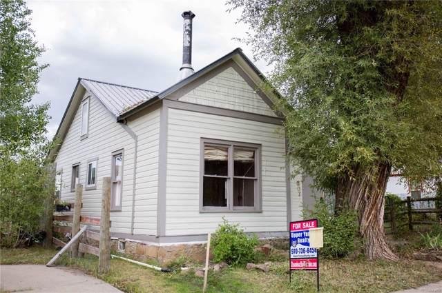 307 S Sharp Avenue, Oak Creek, CO 80467 (MLS #2152254) :: 8z Real Estate