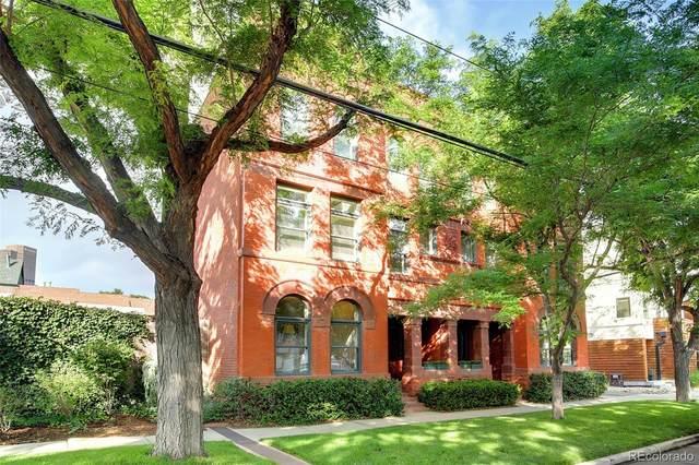 816 25th Street, Denver, CO 80205 (MLS #2156053) :: 8z Real Estate