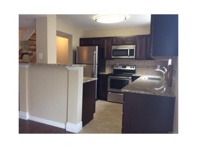 6625 W 84th Circle #54, Arvada, CO 80003 (MLS #2158345) :: 8z Real Estate