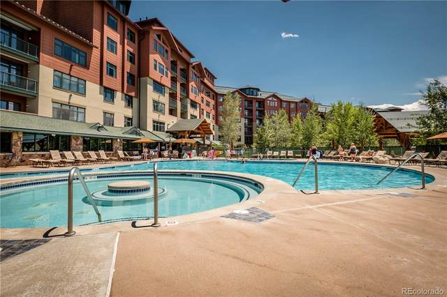2300 Mount Werner Circle #548, Steamboat Springs, CO 80487 (#2158792) :: The Gilbert Group