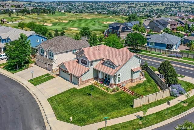 22887 Hope Dale Avenue, Parker, CO 80138 (#2159181) :: Venterra Real Estate LLC