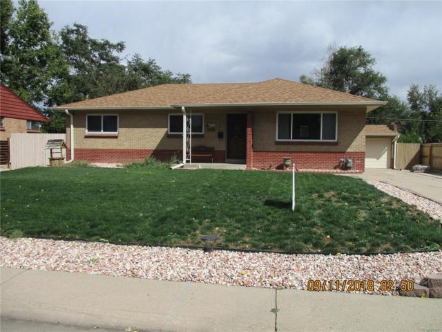 520 Meadowlark Drive, Lakewood, CO 80226 (#2162285) :: The City and Mountains Group