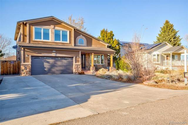 11655 W Security Avenue, Lakewood, CO 80401 (MLS #2162973) :: Kittle Real Estate
