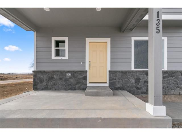 405 Remington Drive, Hudson, CO 80642 (#2170918) :: Wisdom Real Estate