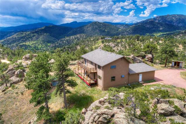 1893 Colard Lane, Lyons, CO 80540 (MLS #2171673) :: 8z Real Estate